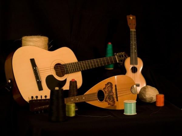 Strings - Guitar Mandolin and Ukelele