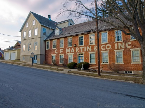 C. F. Martin & Co., Inc.
