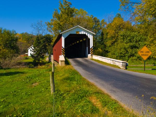 Neffs Mill Covered Bridge