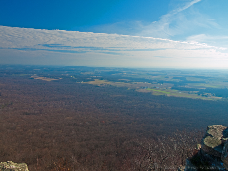 Bake Oven Knob South Lookout