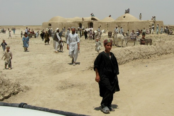 Afghanistan country school for boys and girls