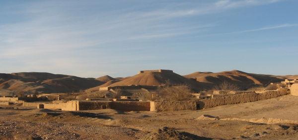 Afghanistan Dallan Village Sholgara