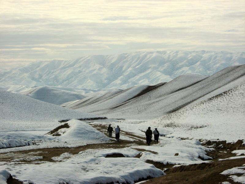 Afghanistan Sholgara District