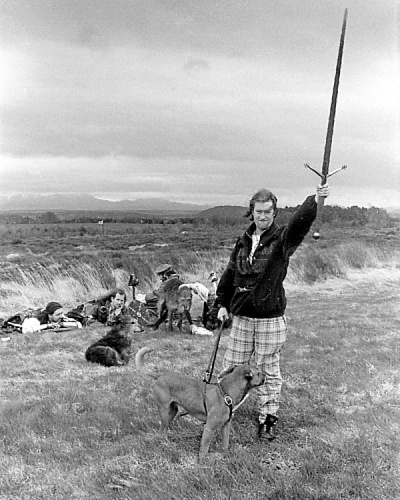 Culloden Battle Site - Friendly Pict