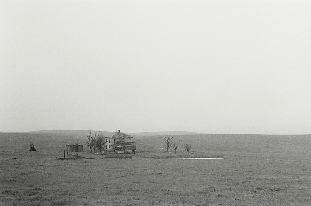 Nebraska remote prairie farm
