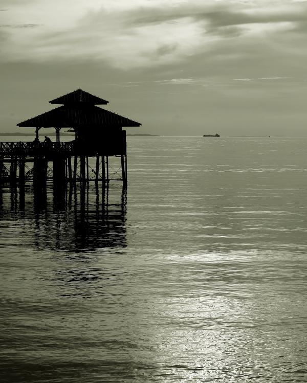 Bintan island sunset