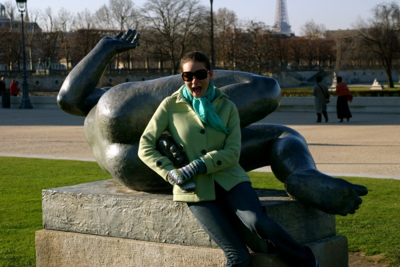 france statues