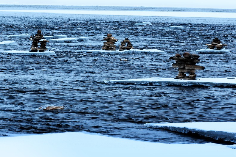 Inukchuk Islands