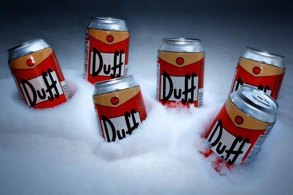 Mmmmmm... Ice Cold Duff