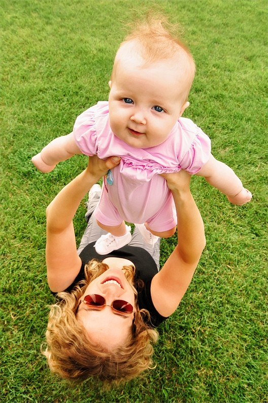 Alexia & Mommy 12