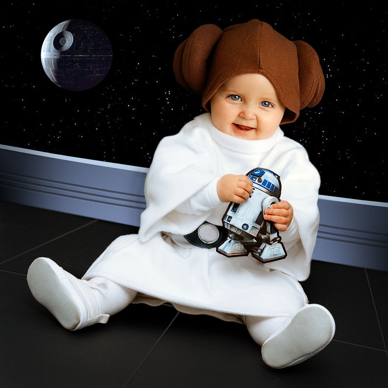 Mini Princess Leia 01
