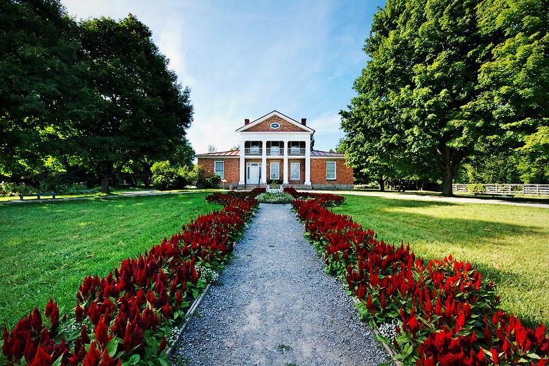 Trip to 1860: Crysler Hall