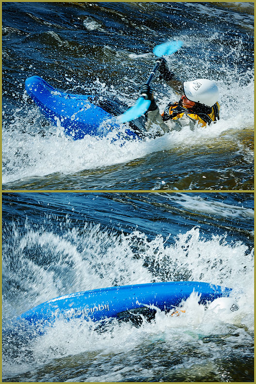 Kayak Week 03