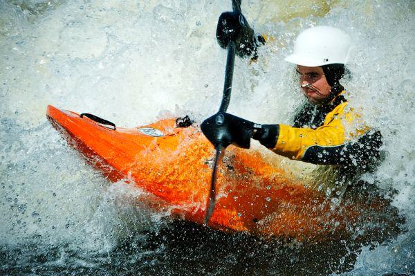 Kayak Week 06