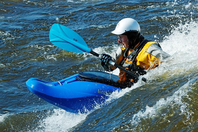 Kayak Week 02