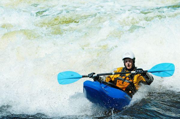 Kayak Week 05