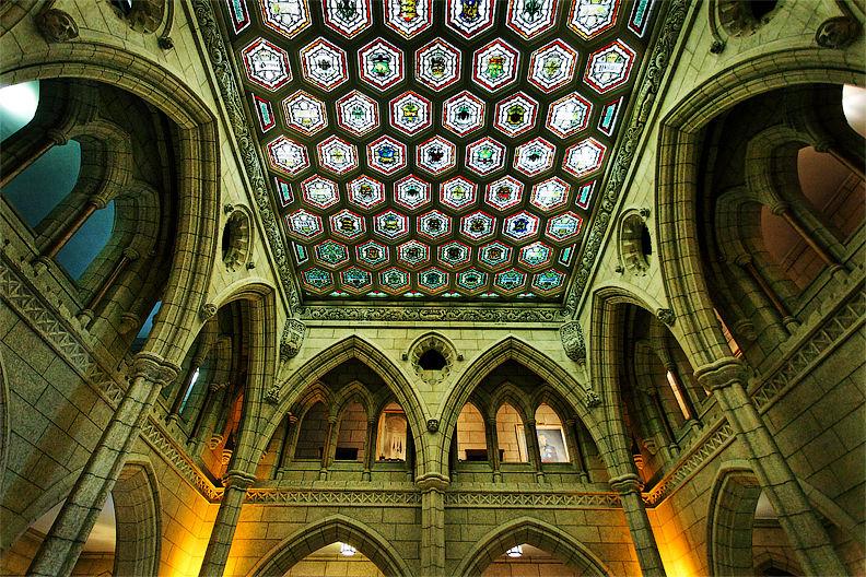 Parliament Interior 01