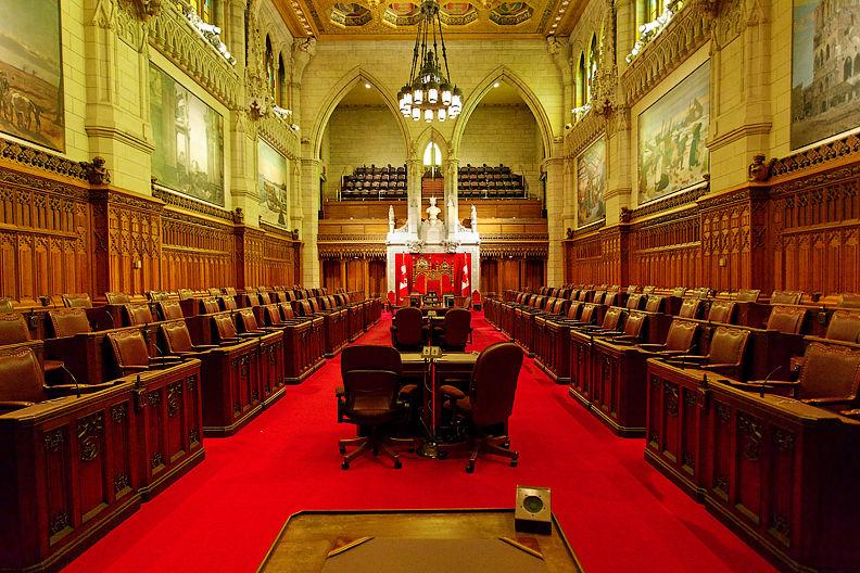 Parliament Interior 03