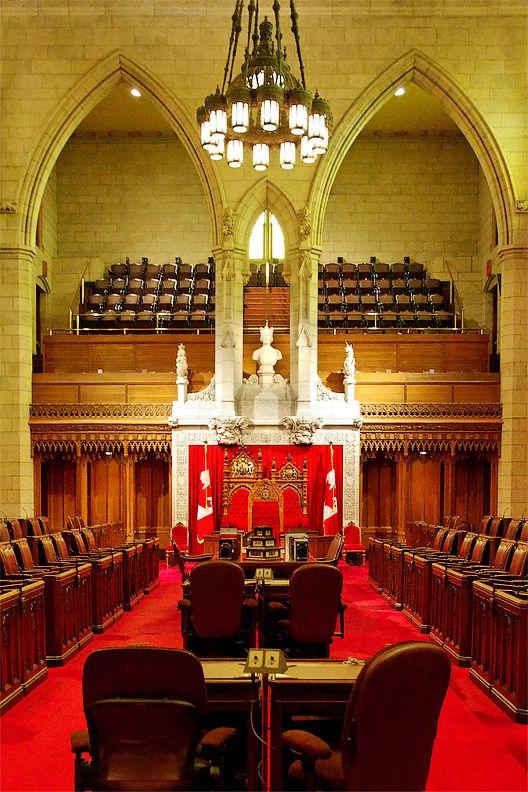 Parliament Interior 04