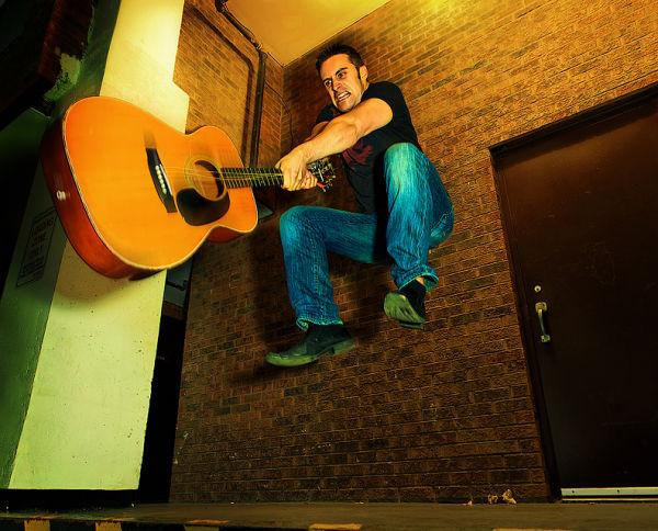 The Guitar Smasher