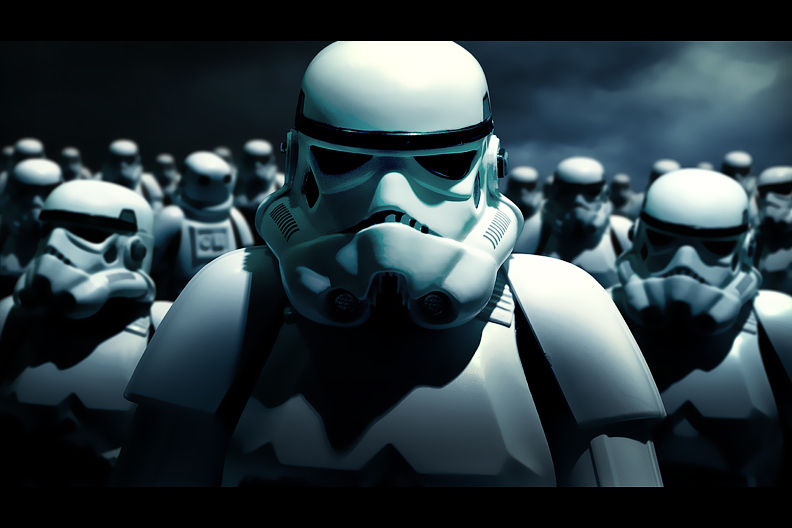 My Stormtroopers Army
