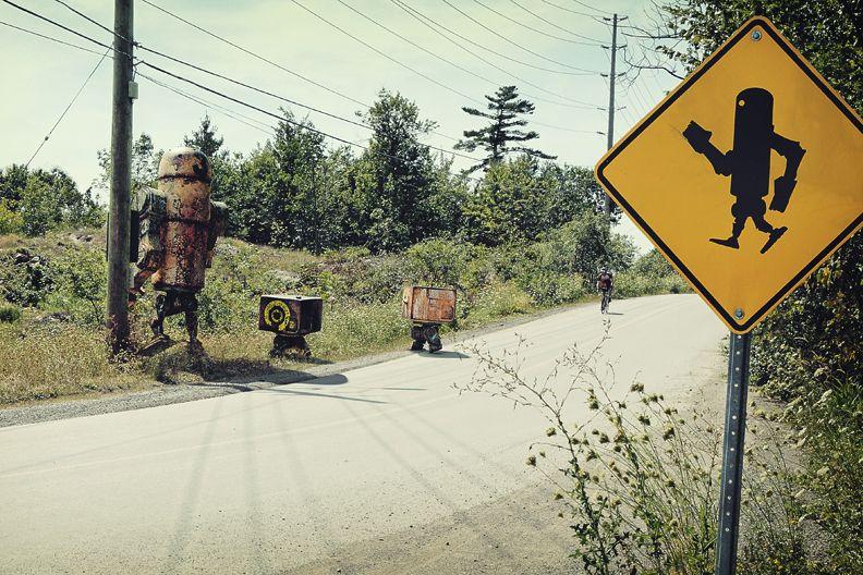 Robots Around Town 03