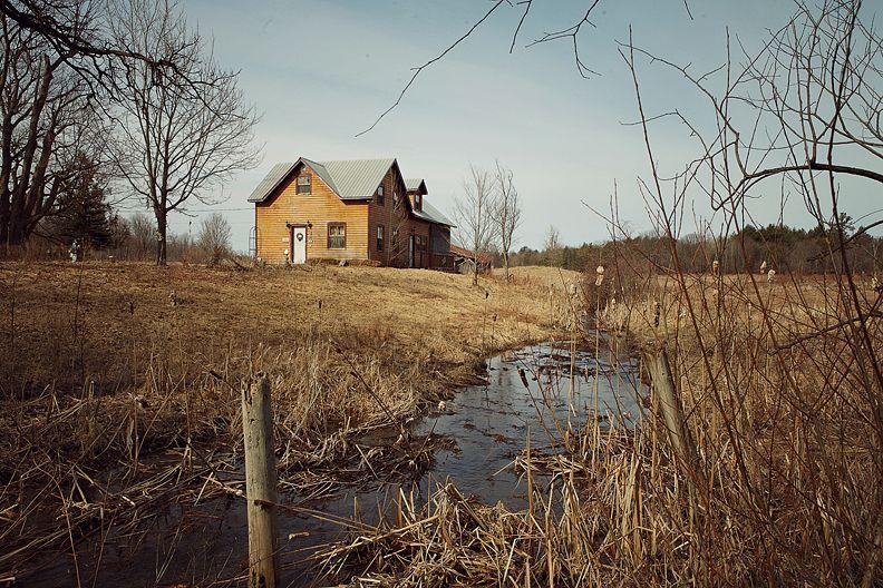 Creepy Little House on the Prairie