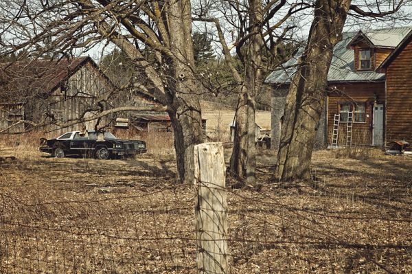 Creepy Little House on the Prairie 03