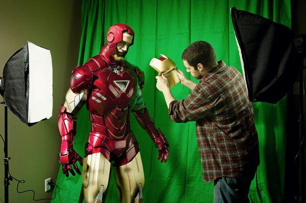 Me & Iron Man