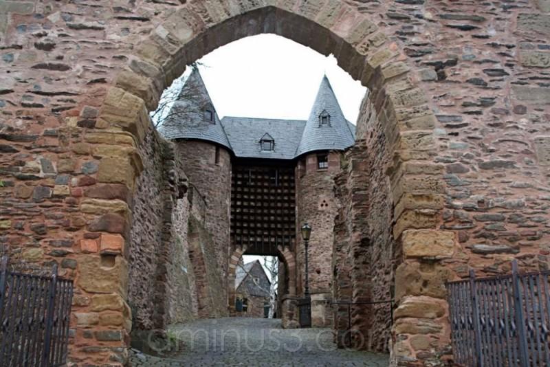 Schloss Heimbach