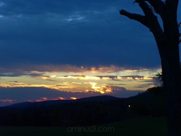 Fall Sunset Series