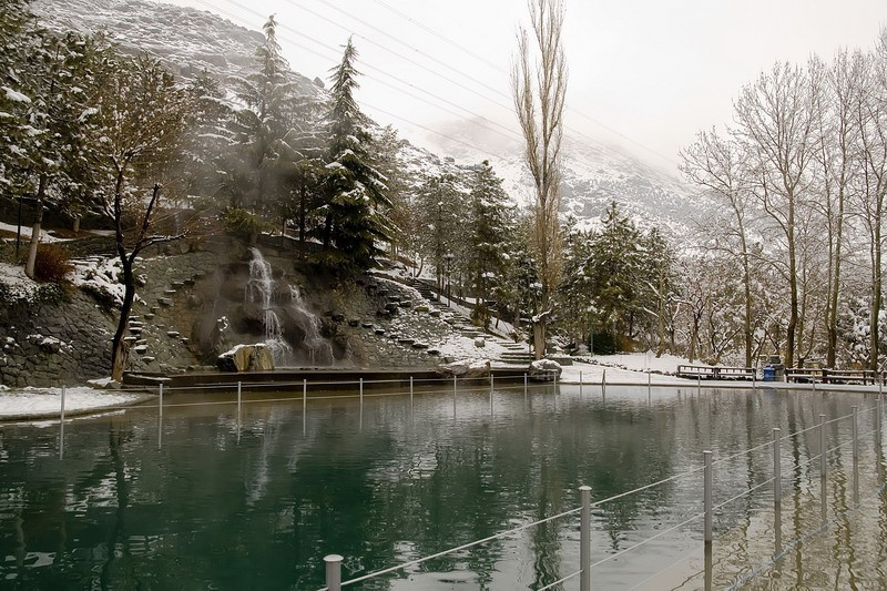 Jamshidie in winter