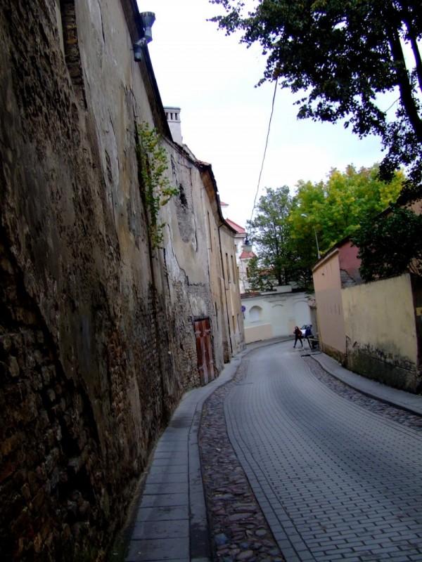 vilnius, city of silence