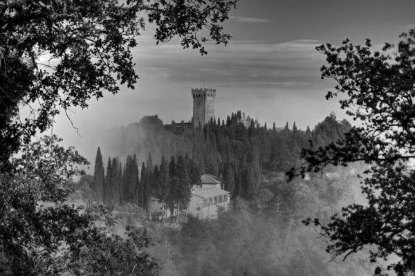 Mist of Tuscany