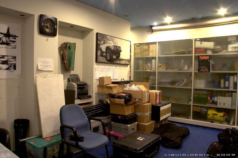 My office room