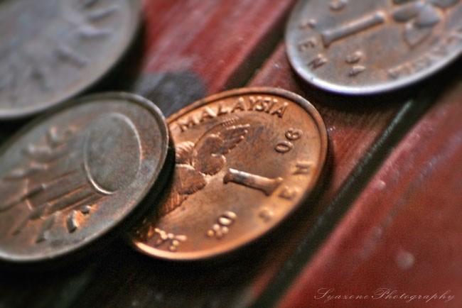 Malaysian Coin