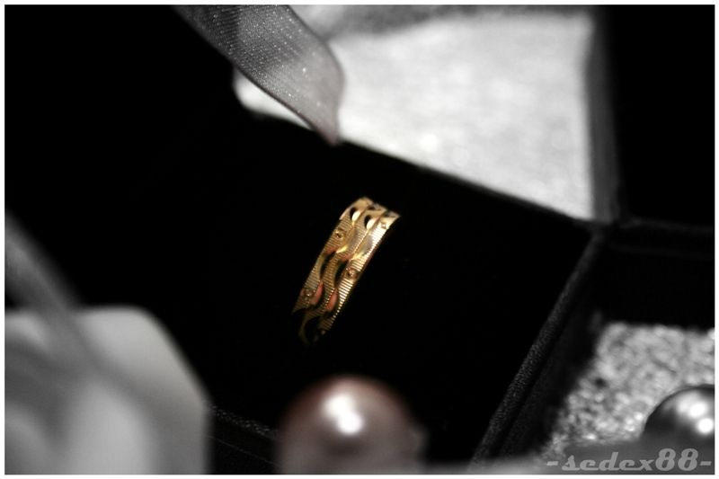 MyBro's Engagement - The Gold