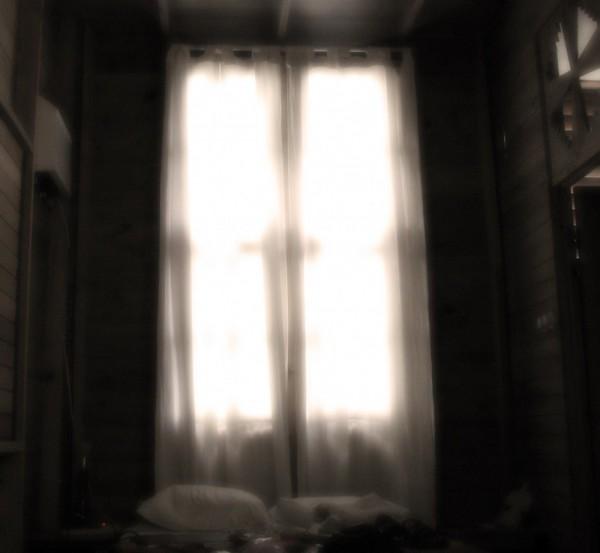 light window room curtain