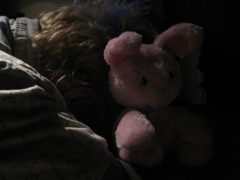 ryan sleeping