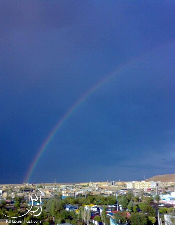 Rainbow, رنگین کمان