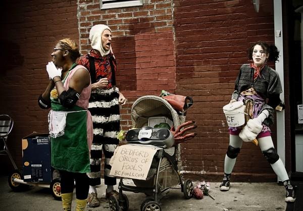 Bedford Circus Of Fools