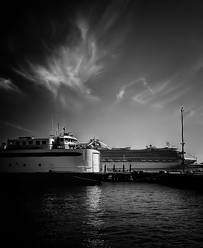 Boat, ship,
