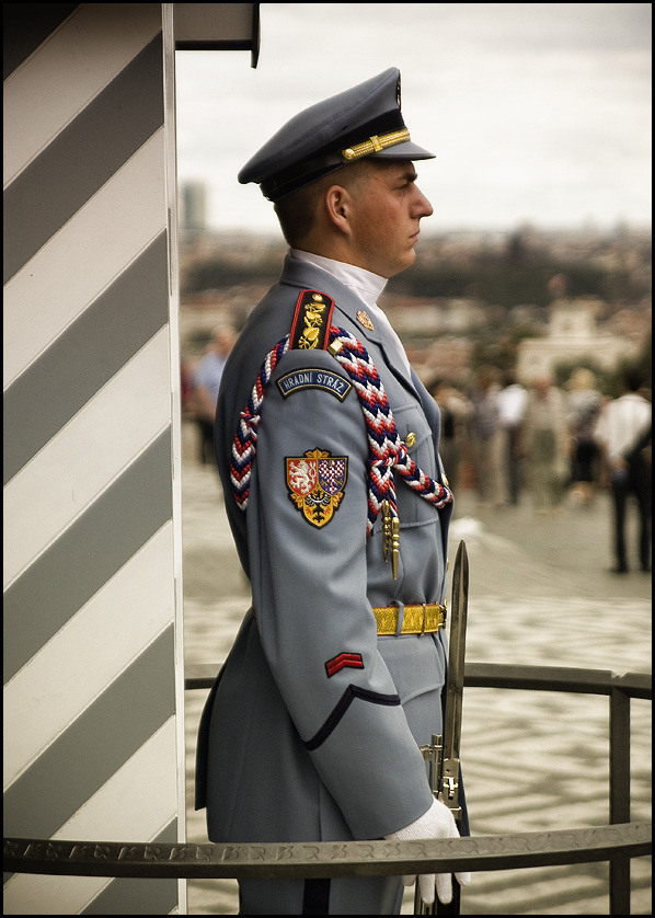 Guard-Prague