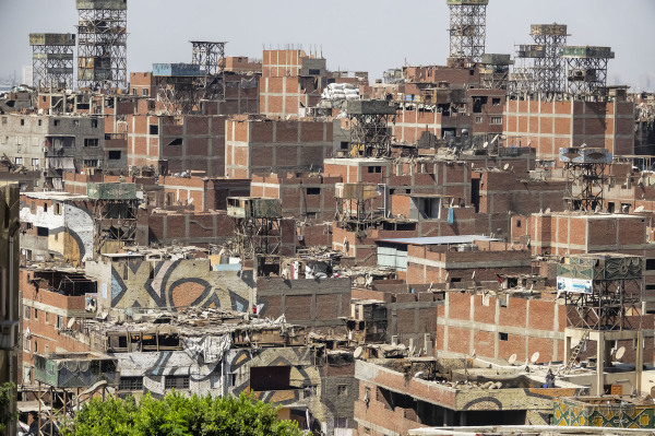 Garbage City Cairo