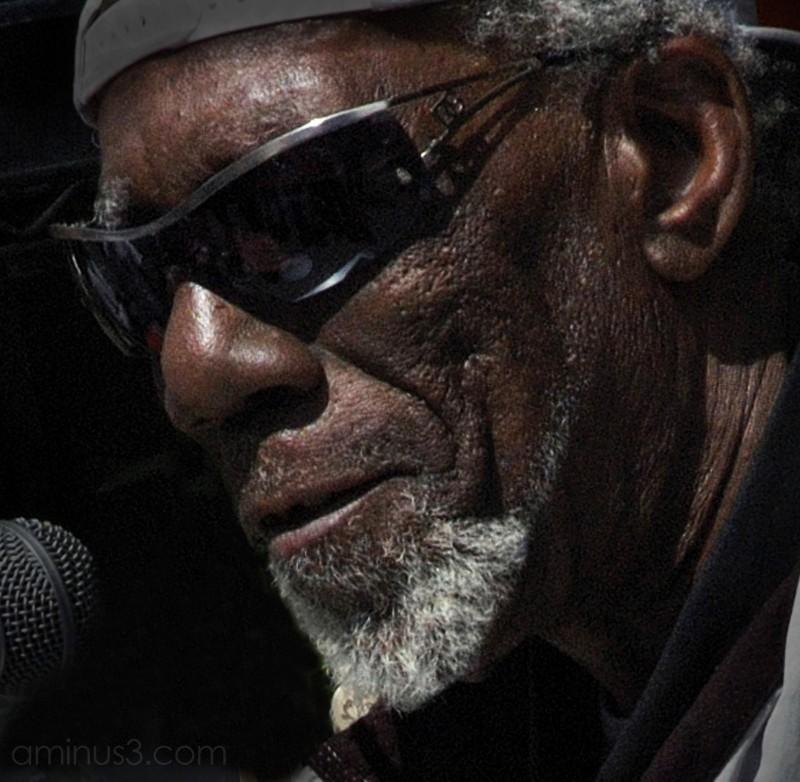 Faces - Kensington Blues Man