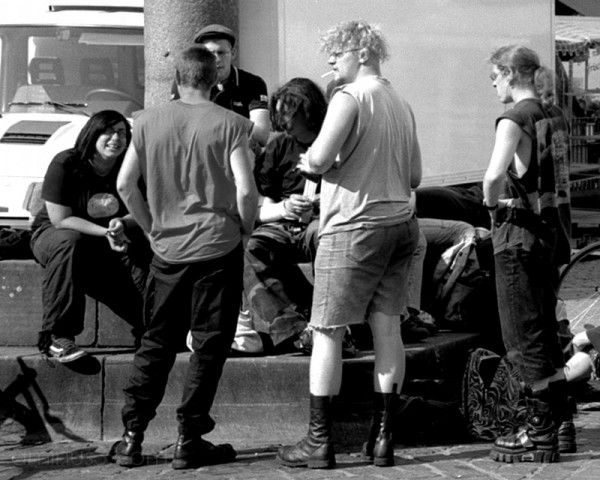 Streetshots - Hangin' Together