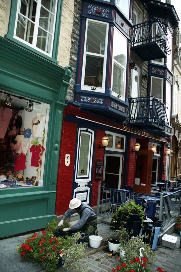 Places - Old Quebec City