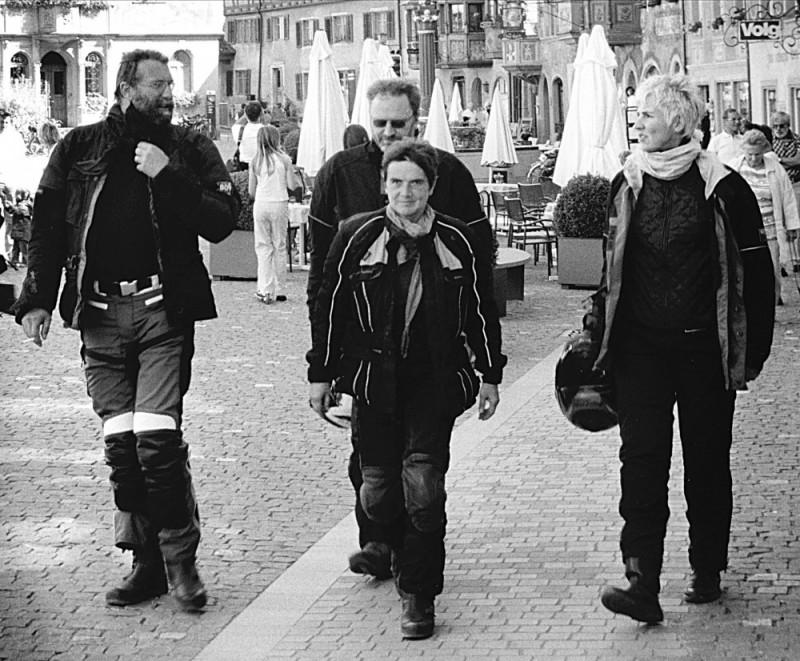 People - Stein am Rhein Quartet, Switzerland