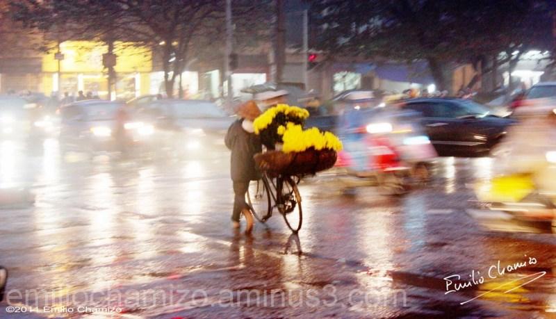 Night in Hanoi