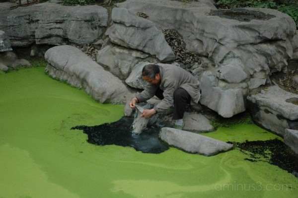 Laundry: Yangshuo GuangXi Province China